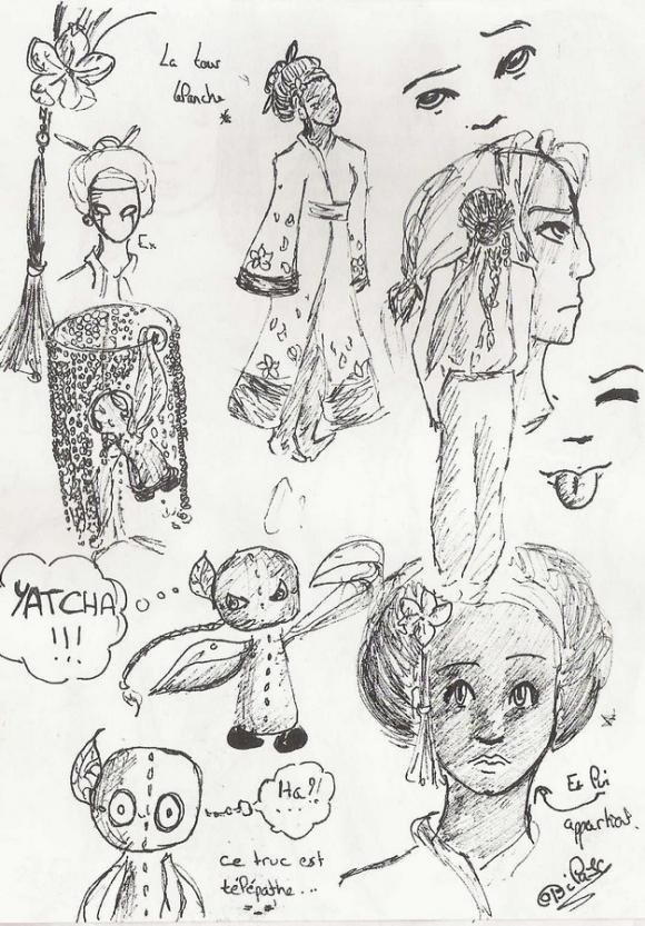 au fil du mine de crayon, 2. - Page 2 2