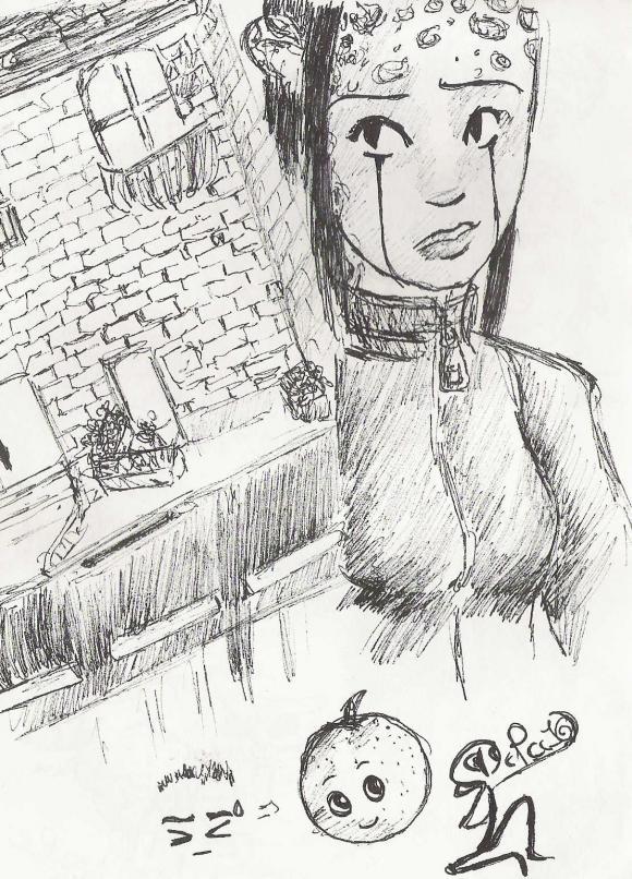 au fil du mine de crayon, 2. - Page 2 4